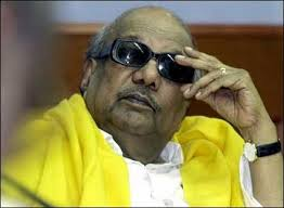 Karunanidhi has been dedicated a temple by DMK counselor in Vellore district