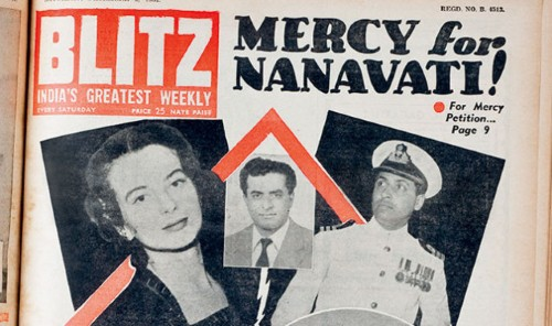 Mercy petition for pardon for Mr. nanawati. An initiative of Blitz magazine - Mythical India