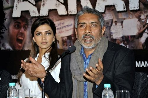 Prakash Jha directed movies with socio-political plots.