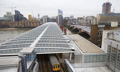 Solar panels to be installed at all major stations