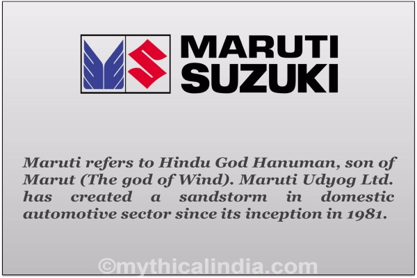Story of origin of Maruti Brand name