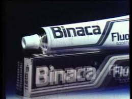 Binaca Fluoride toothpastes once ruled the markets
