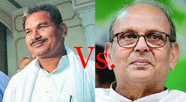 Lal Bihari contested against V P Singh too