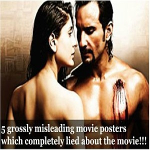 5 grossly misleading movie posters which completely lied about the movie!!!