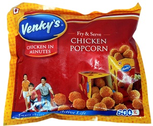 Venky's ready to eat Chicken product