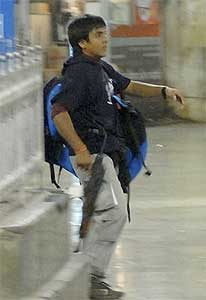 The lone terrorist captured alive, Ajmal Kasab - Mythicalindia