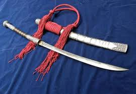 Hengdang sword used by Ahom's during war - Mythicalindia