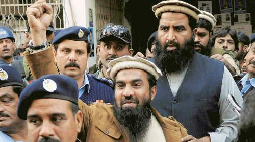 Rehman Lakhvi released from Pakistani prison - Mythicalindia