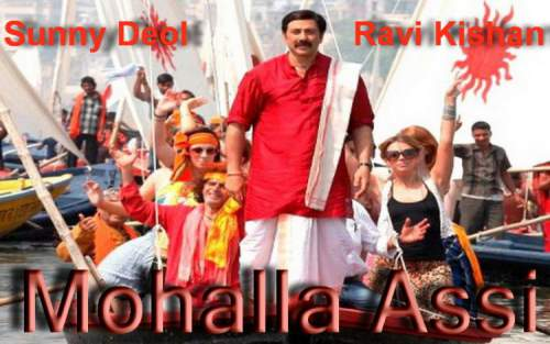 Mohalla assi starring Sunny Deol in controversy over abusive language