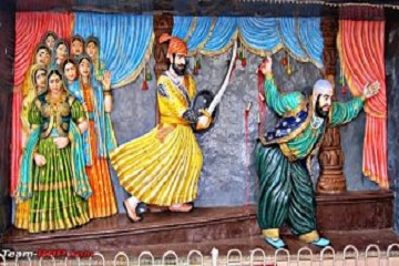 10 Nov- the battle of Pratapgarh when shivaji killed Afzal Khan