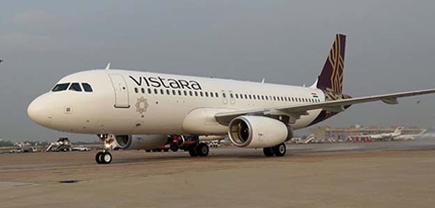 Vistara Airlines -A joint venture between Tata Group and Singapore airlines - Mythical India