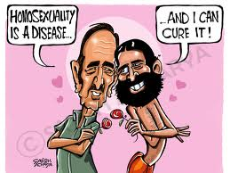 Baba Ramdev can cure homosexuals through Yoga - Mythical India