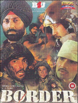 Border movie which was dramatised version of Battle of Longewala - Mythical India