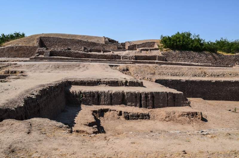 Dholavira, the harappan site in Kutch - Mythical India