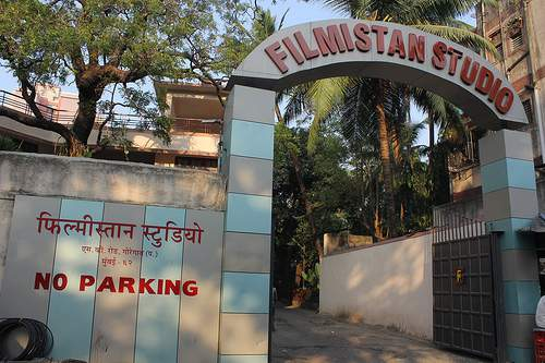 Filmistan studio in Mumbai - Mythical India