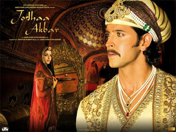 Jodha akbar movie directed by Ashutosh Gowarikar - Mythical India