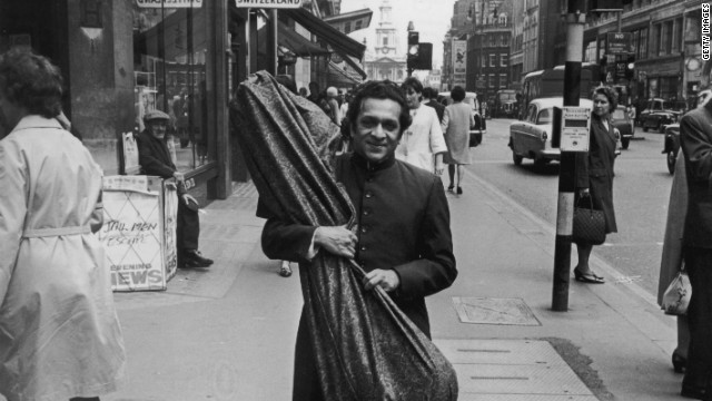 Pandit Ravishankar in London