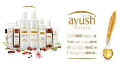 Ayush range of Ayurvedic products by HUL - Mythical India