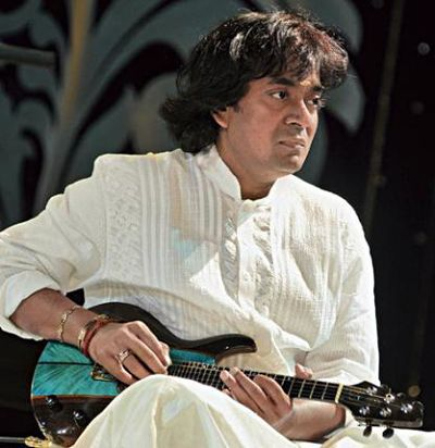 Birth anniversary of Uppalapu Srinivas, famous Indian mandolin player who belonged to the classical Carnatic musical tradition. He is often regarded as the Mozart of Indian classical music. He collaborated with famous musicians like Michael Nyman and Michael Brook during his career as well. He was awarded Padma Shri in 1998 and Sangeet Natak Akademi Award in 2009