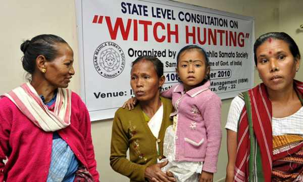 State level seminar organised on Witch-hunting by AMMM - Mythical India