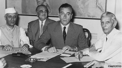 Lord Mountbatten of Burma was appointed as last viceroy of India to oversee the move to independence for India
