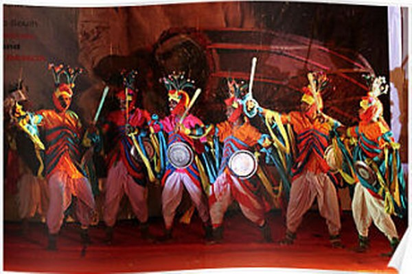 Paika_folk dance from bihar_indian culture