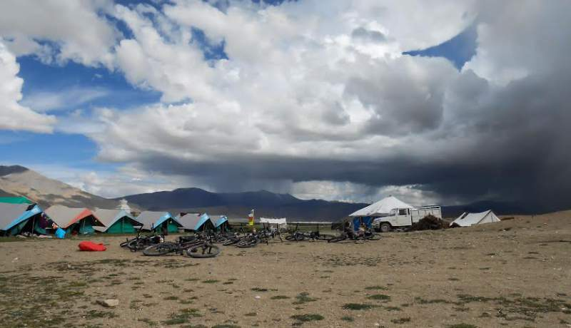 LEH CYCLING EXPEDITION