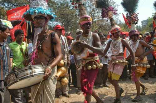 Marginalised tribals of assam - Mythical India