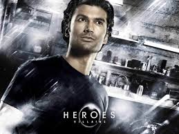 Sendhil Ramamurthy as Scientist Mohinder Suresh played in Heroes - Mythical India