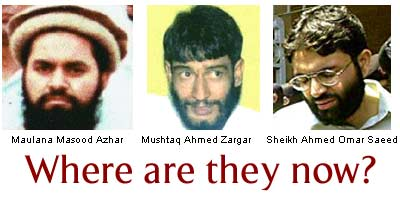 The 3 terrorists released after IC814 hijack - Mythical India