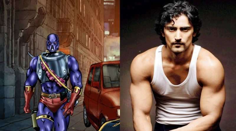 Doga movie by Anurag Kashyap starring Kunal kapoor, indian superhero - Mythical India