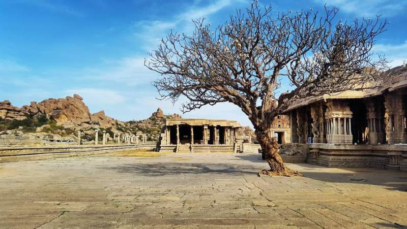 Mythical India Culture Hampi