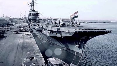 4 Mar- Commissioning of First Indian aircraft carrier INS Vikrant. The aircraft career played a key role during the Indo-Pakistan War of 1971. Although, the ship was built under the name 'Hercules' but the construction was put on hold after end of war and as a result it never entered service. India purchased the carrier in 1957 and construction was completed in 1961. After years of service, INS Vikrant was decommissioned in 1997 and preserved thereafter for 15 years till 2012.