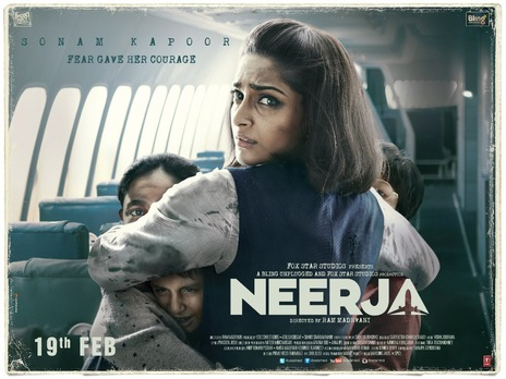 Neerja movie based on Air hostess Neerja Bhanot of PanAm, Ashok Chakra awardee - Mythical India