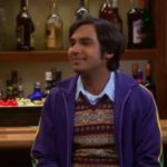 Rajesh koothrapalli-The Big Bang Theory-Kunal Nayyar - Mythical India