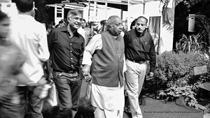 March 1- Birth Anniversary of R. P. Goenka, founder of RPG Group, an Indian industrial conglomerate. He attended Presidency College in Kolkata and Harvard University. He also served as a M.P. in the upper house of the Indian Parliament.