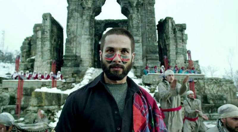 Haider movie by Vishal Bhardwaj, discontent among youth of Kashmir - Mythical India