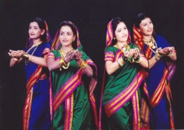 folk dance of maharashtra