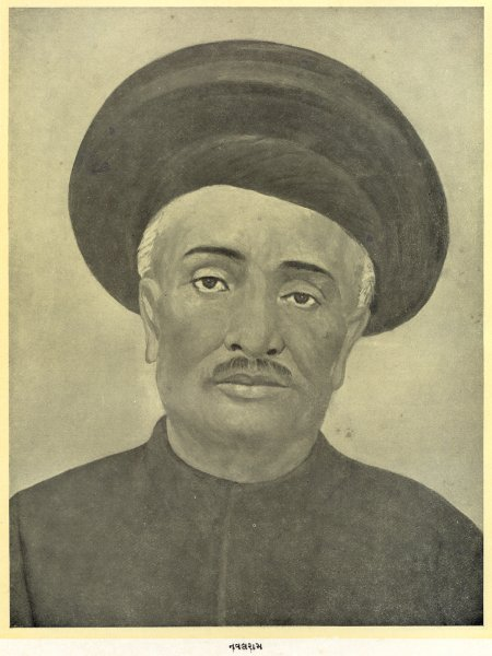 9 March- Birth anniversary of Navalram Lakshmiram Pandya, a famous Gujarati writer and critic
