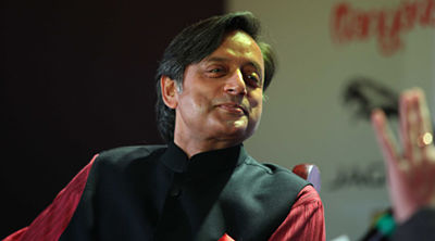 9 March- Birthday of Shashi Tharoor, an Indian politician and former Indian Minister of External Affairs