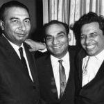 8 March- Birth Anniversary of Sahir Ludhiyanvi, a famous film lyricist from India. His real name was Abdul Hayee and he wrote in both Hindi and Urdu. He was awarded the Padma Shri in 1971 for his contribution towards Indian cinema.