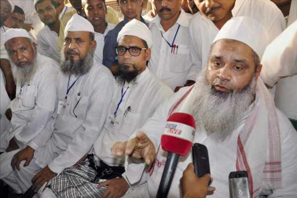 Moulana Badruddin Ajmal, Established AIUDF,MP from Assam - Mythical India