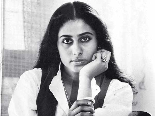 Smita patil started as News reader at DD News mumbai - Mythical India