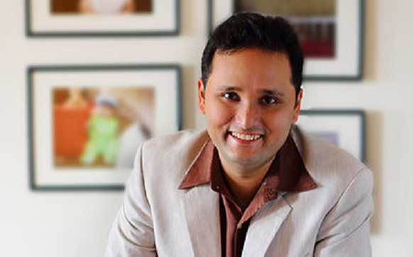 Amish Tripathi- Author, The Immortals of Meluha, in an exclusive chat with Mythical India