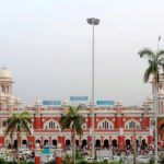 Charbagh railway station lucknow - Mythical India