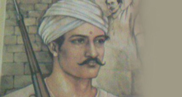 8 April - Mangal Pandey has been an inspirational figure for all Indians since his heroics in the mutiny against British East India company which later widespread and became the great rebellion of 1857. The greasing of bullets with cow and pig fat was the reason behind this unrest as it was offensive to both Hindu and Muslim soldiers - Mythical India