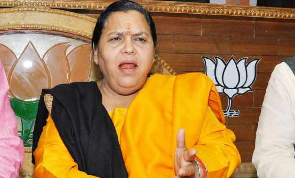 Uma Bharti, BJP MP, Former CM of Madhya Pradesh - Mythical India