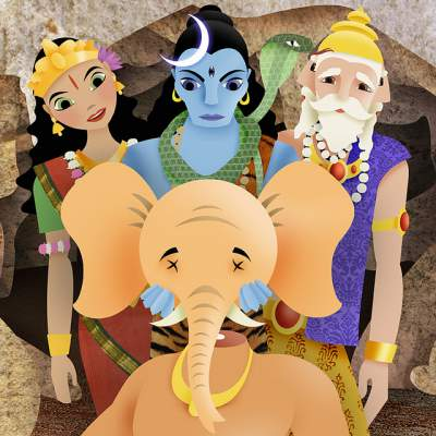 Mythical India mythology culture