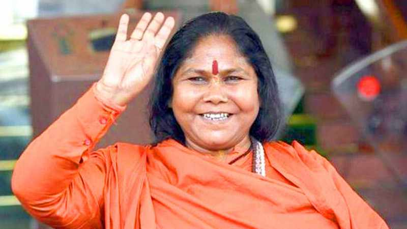 Sadhvi Niranjana Jyoti, BJP MP from Fatehpur - Mythical India