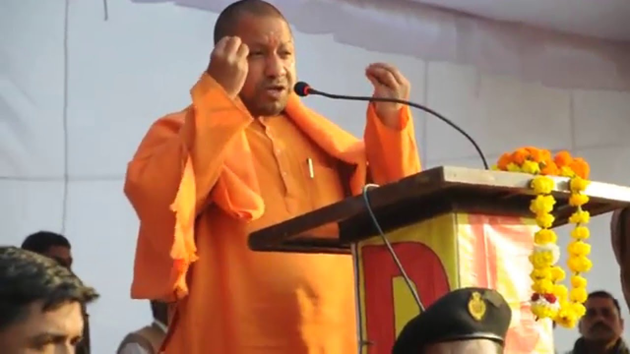 Yogi Adityanath, MP from Gorakhpur, BJP MP, Hindu Leader - Mythical India